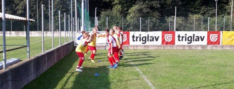 NK Zarica Kranj U15