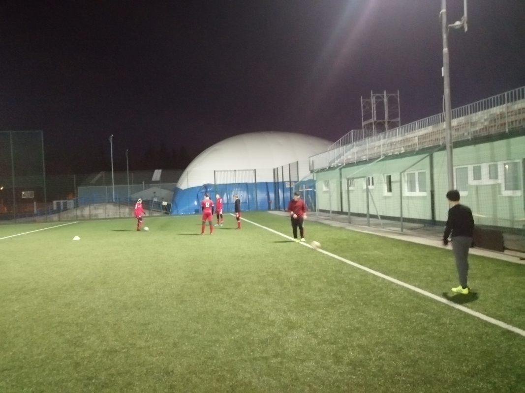 Treningi ekipe U15