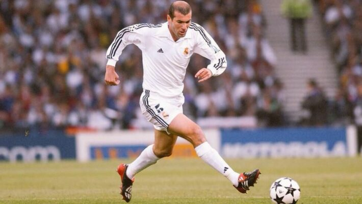 Preigravanje Zinedine Zidane