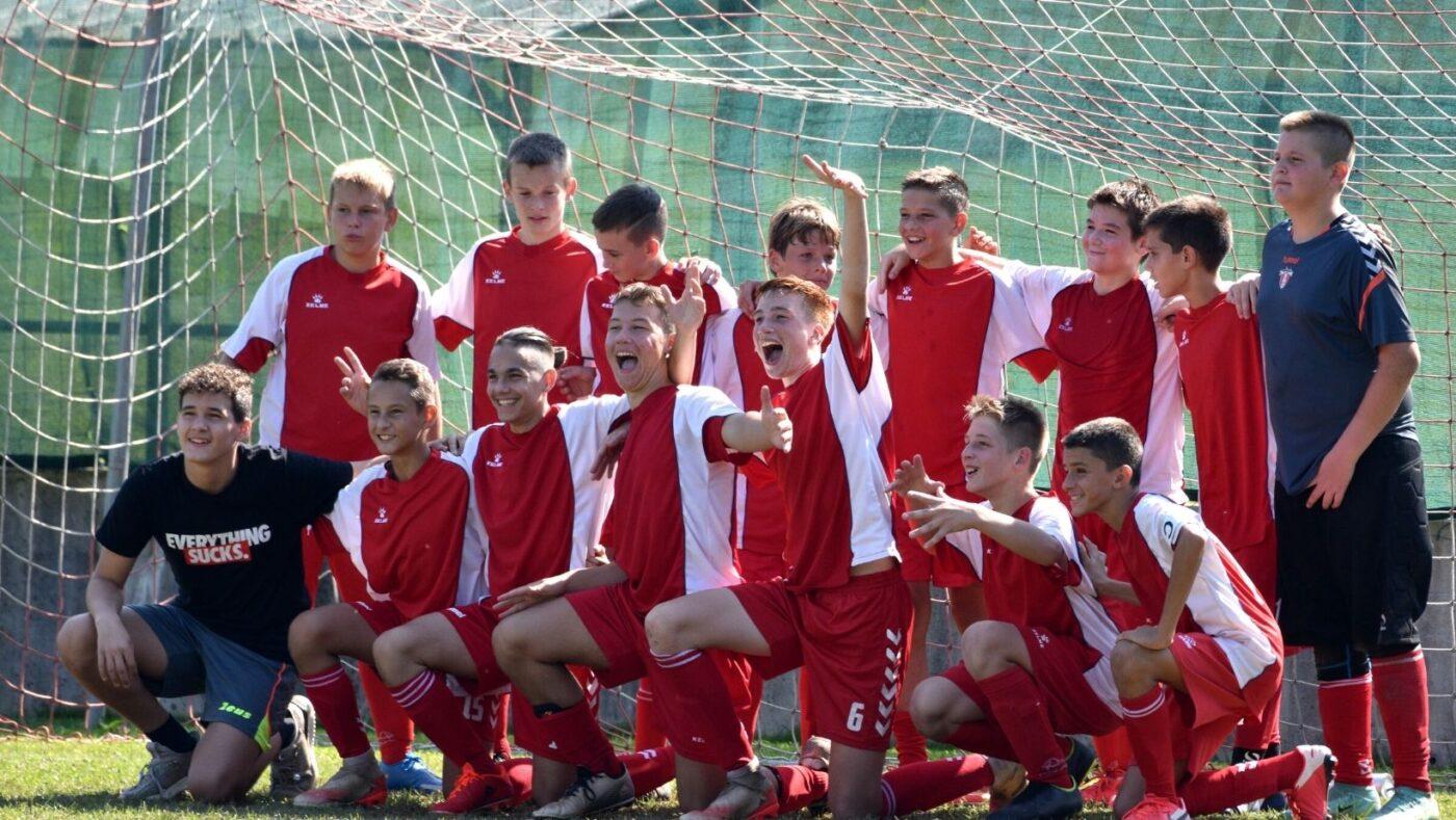 Zmaga ekipe U15 NK Kranj